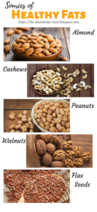 Prevent Hair Loss | Cure Hair Fall | Almonds, cashews, peanuts, walnuts, flax seeds are all good sources of healthy fats.