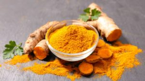 Turmeric powder - helps to cure boils fast