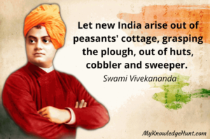 Swami Vivekanand Quote about india
