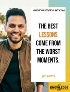 Jay Shetty famous quotes
