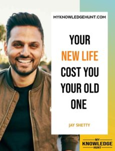 Jay Shetty famous sayings